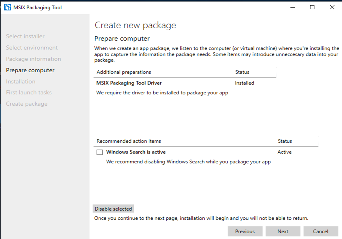 Microsoft MSIX Packaging Tool - A Definitive Guide 2019