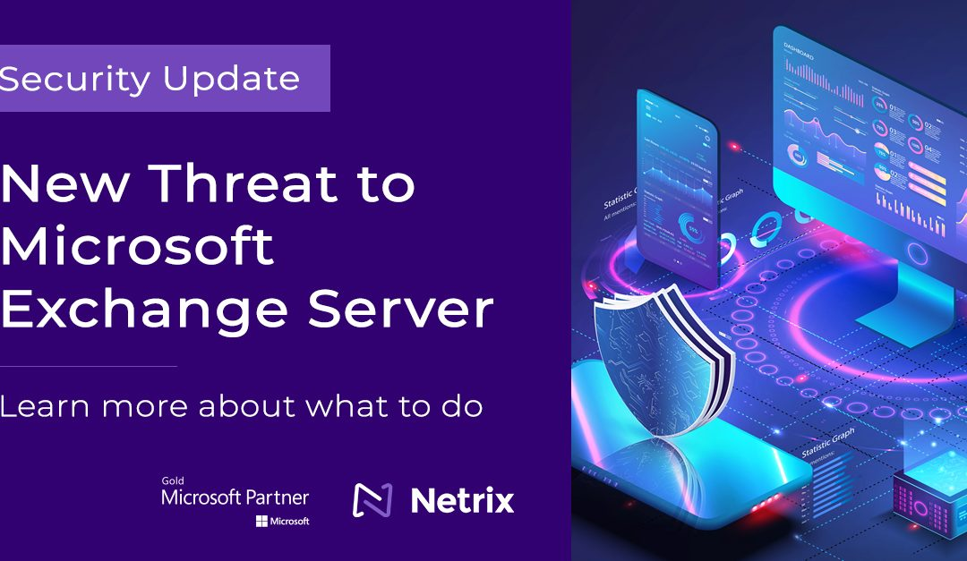 A new threat to on-premises versions of Microsoft Exchange Server